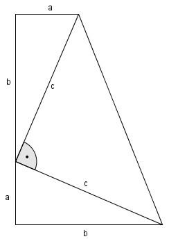 Beweis des Satzes des Pythagoras nach Garfield  Wikipedia